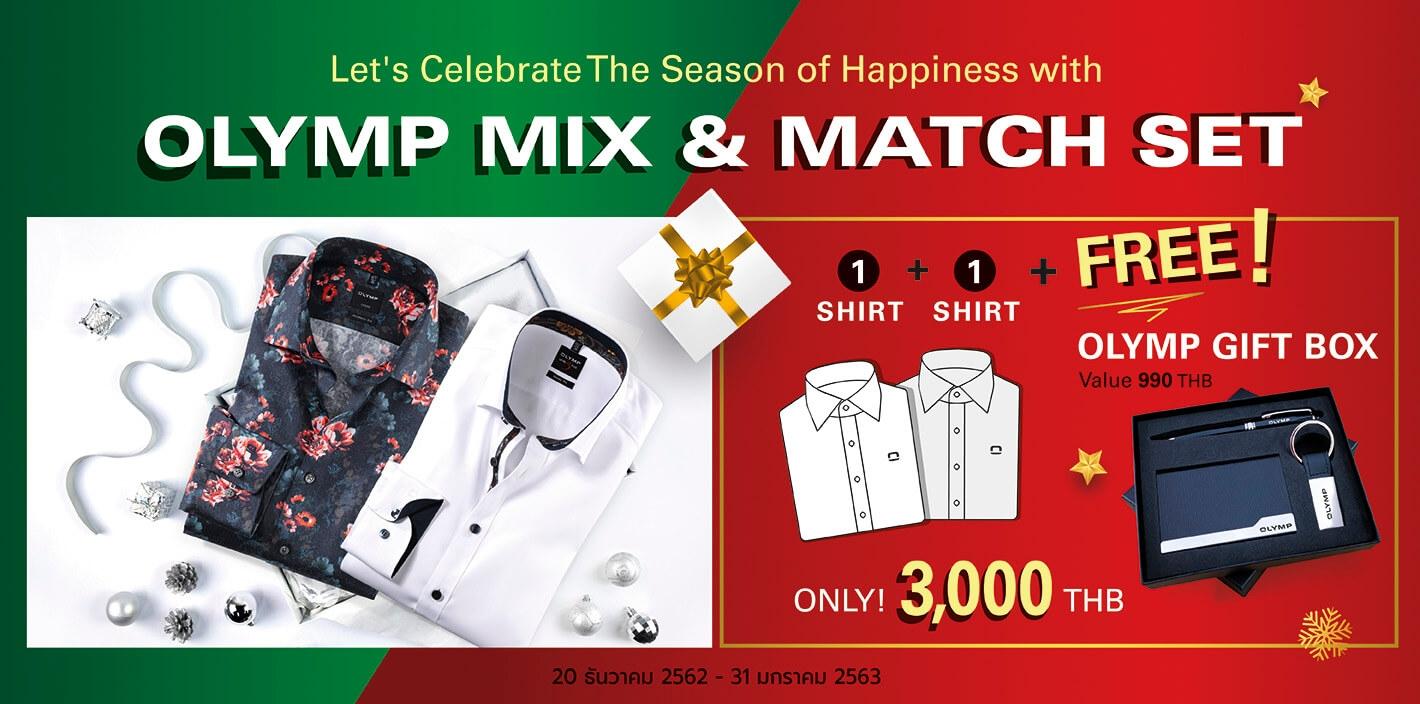 OLYMP Mix&Match